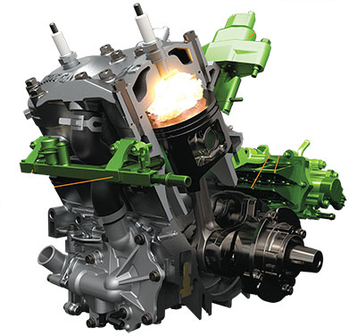 CTEC2 800 Motor